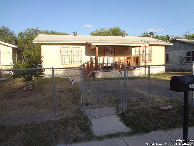 338 SW 34th, San Antonio TX 78237