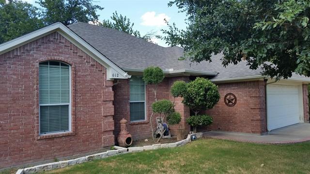 612 E Burnett St, Ennis TX 75119