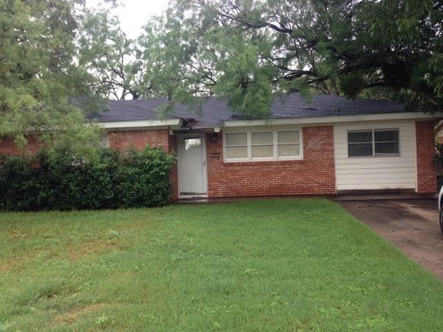 1406 Mimosa Dr, Abilene, TX