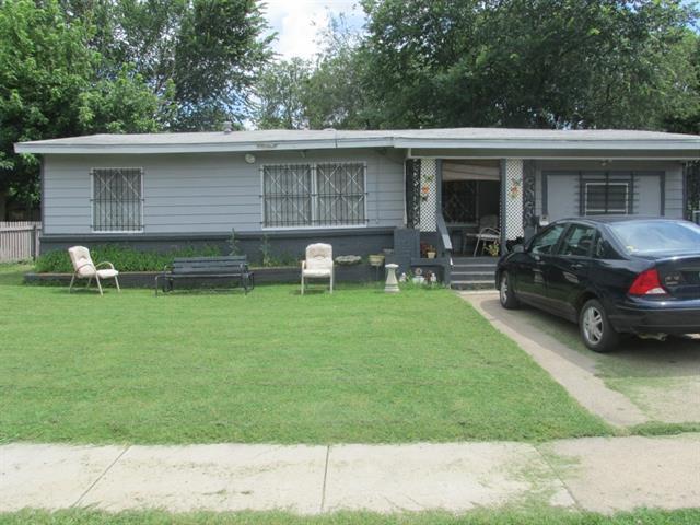 3420 Avenue C, Fort Worth, TX