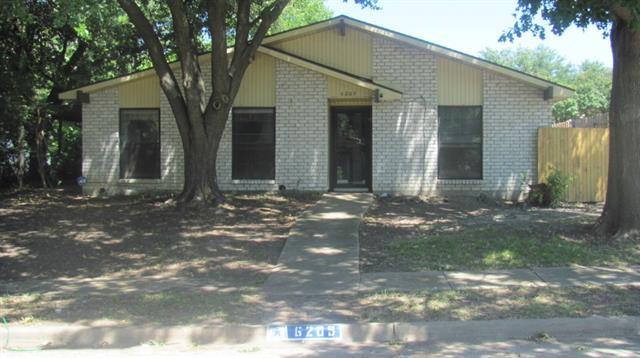 6209 Glenmoor Dr, Garland, TX