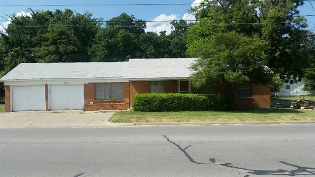 117 Eureka St, Weatherford, TX