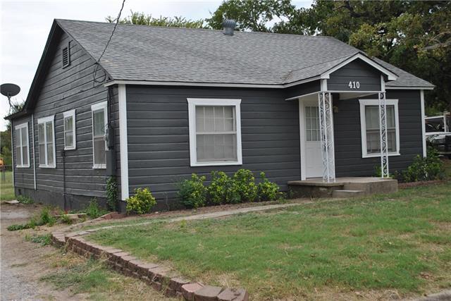410 Eureka St, Weatherford, TX