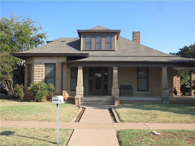 1636 N 20th St, Abilene, TX