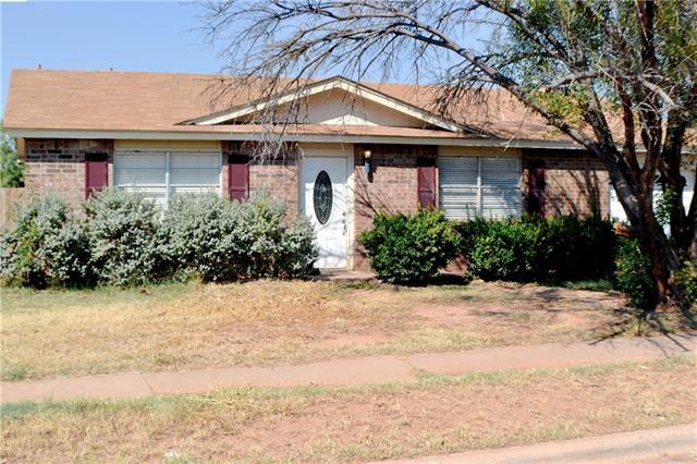 842 Alameda, Abilene, TX