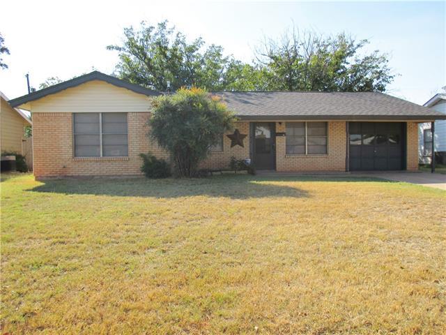 2110 Yorktown Dr, Abilene, TX
