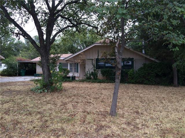 1408 Thompson Dr, Graham, TX