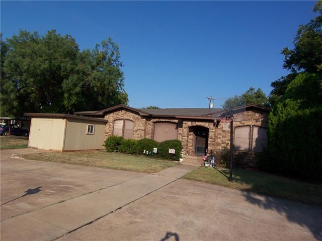 1101 Shelton St, Abilene, TX