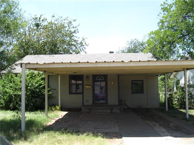 1334 Graham St, Abilene, TX