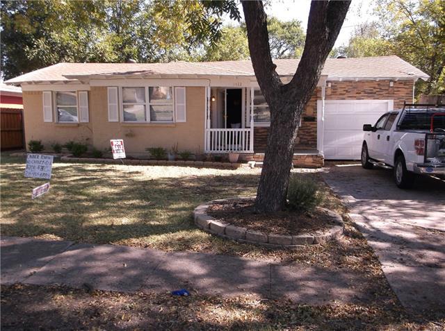 1412 Hillcrest St, Mesquite, TX