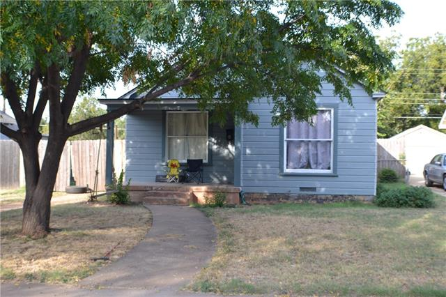 934 Vine, Abilene, TX