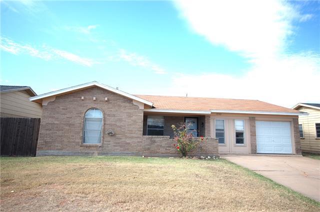 1750 Kimble St, Abilene, TX
