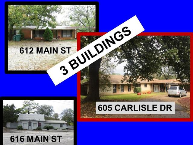605 Carlisle Dr, Lake Dallas, TX