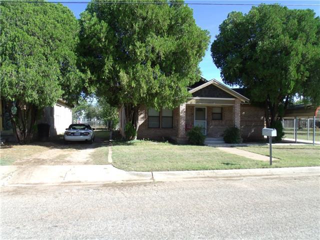 1159 Marshall, Abilene, TX