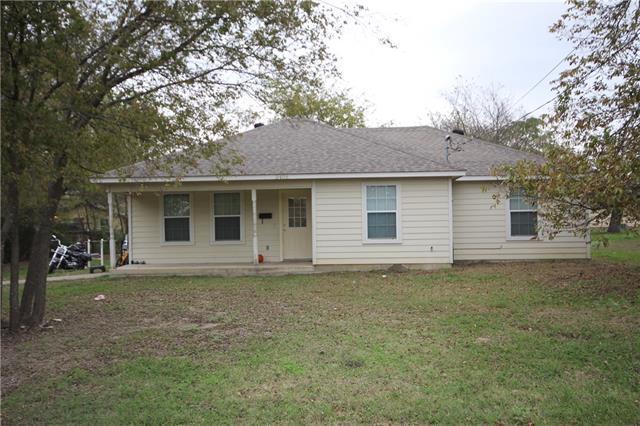 3406 Crockett St, Greenville TX 75401