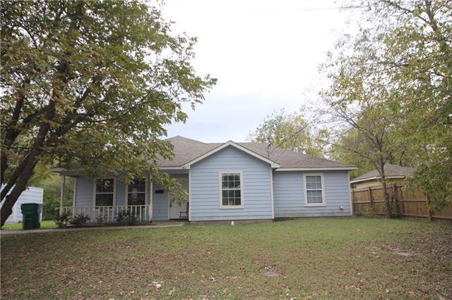 1817 Hemphill St Greenville, TX 75401