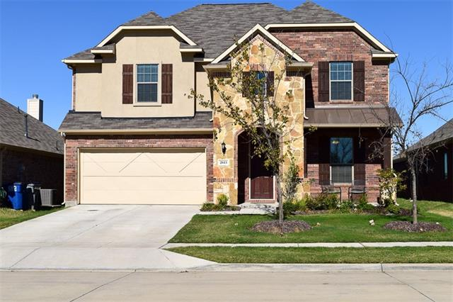 2613 Frances Ln, Little Elm, TX