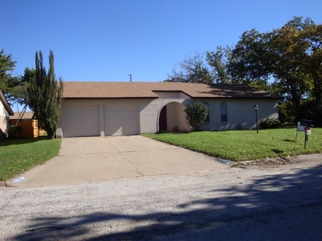 1511 Fairway, Graham, TX