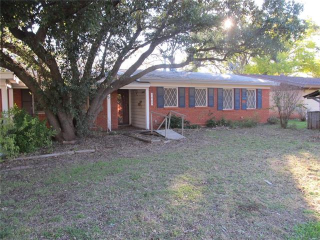 1463 N Willis St, Abilene, TX