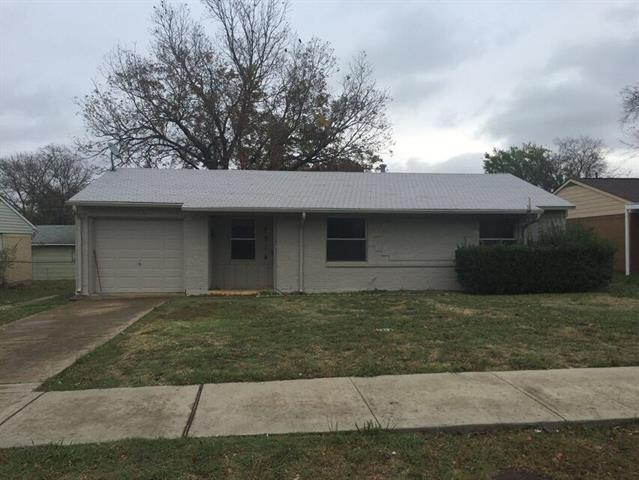 4316 Sherwood Dr, Mesquite, TX