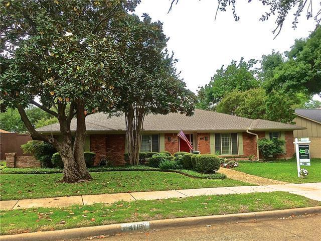 4116 Flintridge Dr, Dallas, TX