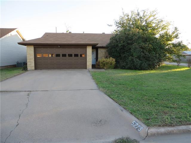 5273 Benbrook St, Abilene, TX