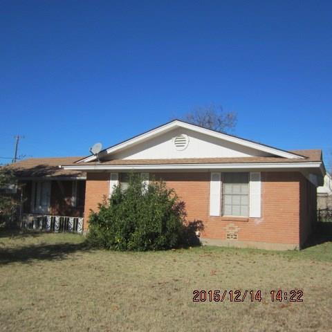 2301 SE 11th St, Mineral Wells, TX