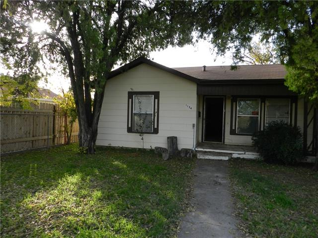 1134 Clinton St, Abilene, TX