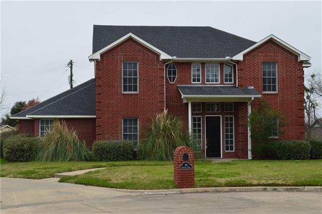 10 Griffith Ct, Terrell, TX