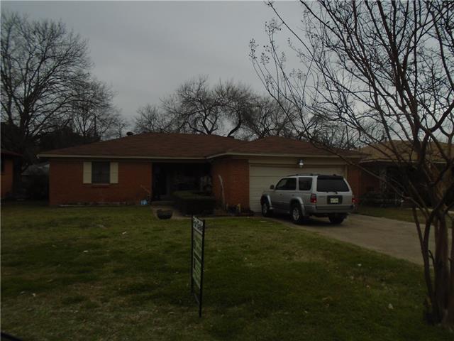 8616 Greenmound Ave, Dallas, TX