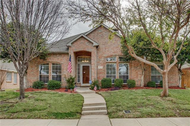 1412 Sunswept Ter, Lewisville, TX
