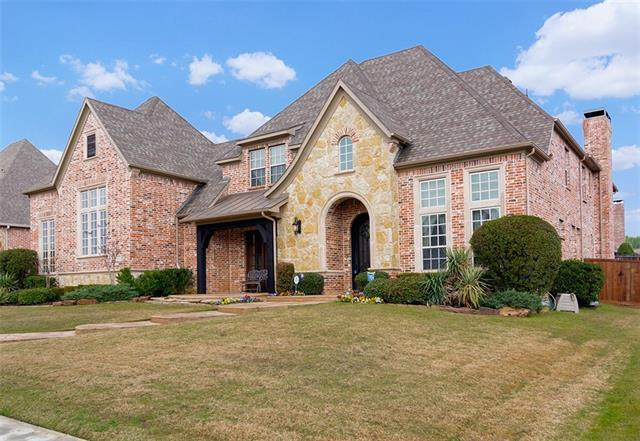 2821 Merlins Rock Ln, The Colony, TX