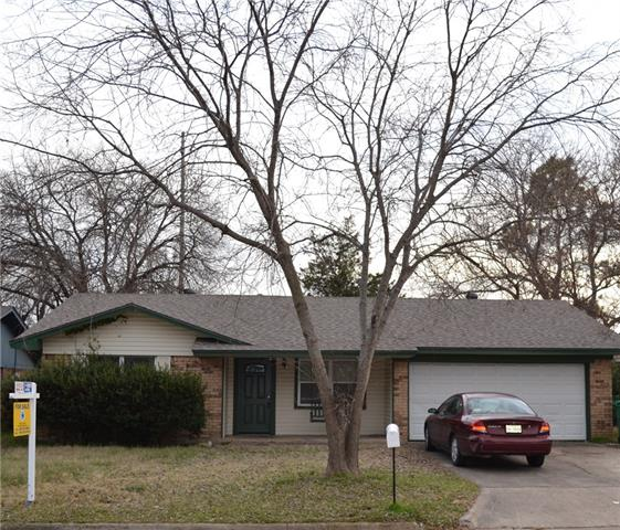 2420 Foxcroft Cir, Denton, TX