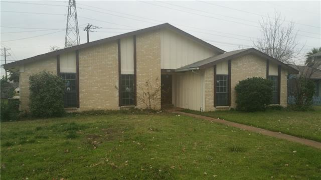 1001 Grant Dr, Richardson, TX