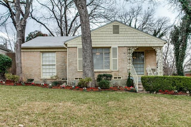 5812 Belgrade Ave, Dallas, TX
