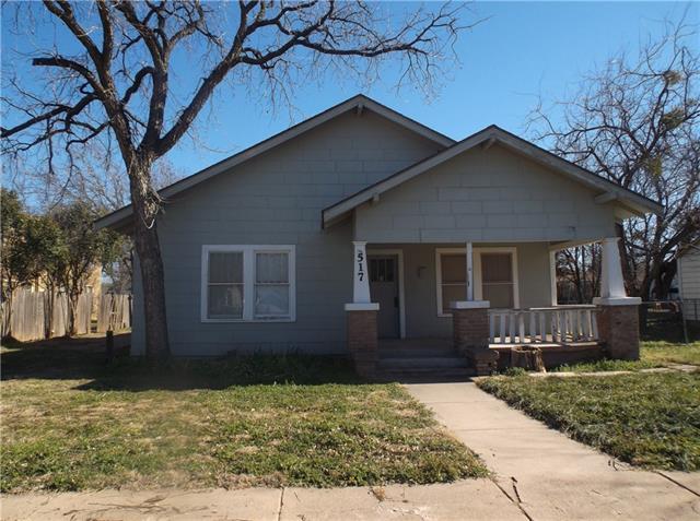 517 Jeanette St, Abilene, TX