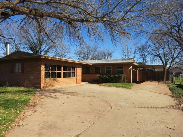 1449 Bel Air Dr, Abilene, TX