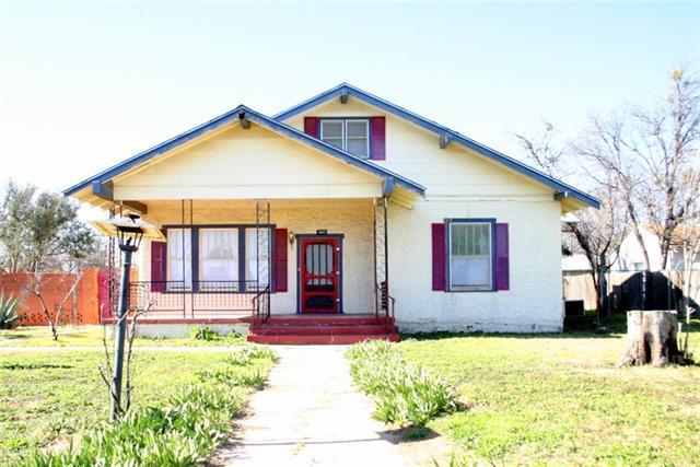 1602 Grape St, Abilene, TX