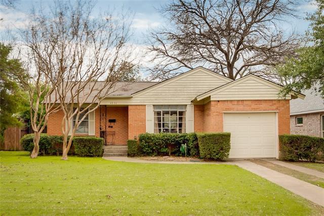 4036 Glenridge Rd, Dallas, TX