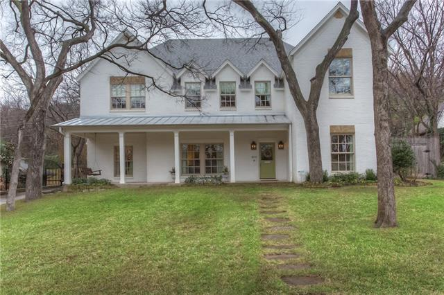 3233 Preston Hollow Rd, Fort Worth TX 76109