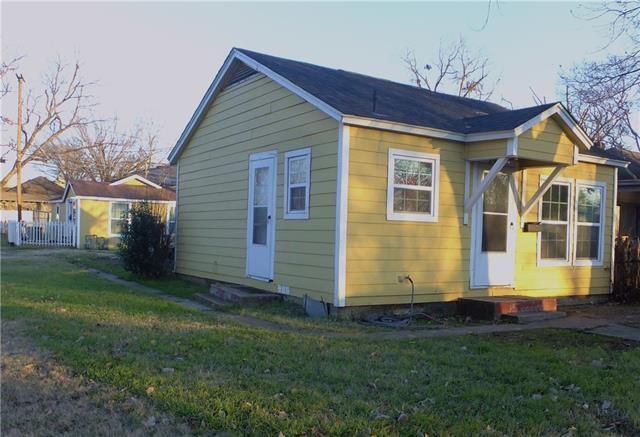 2901 Livingston Ave, Fort Worth, TX