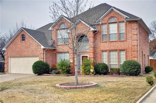 4343 Vine Ridge Ct, Arlington, TX