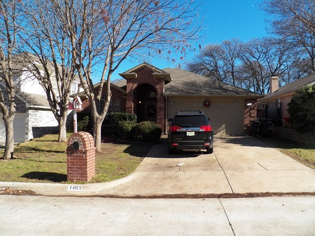 1463 Pacific Pl, Fort Worth, TX