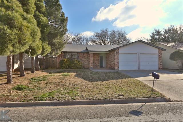 1701 Chachalaca Ln, Abilene, TX