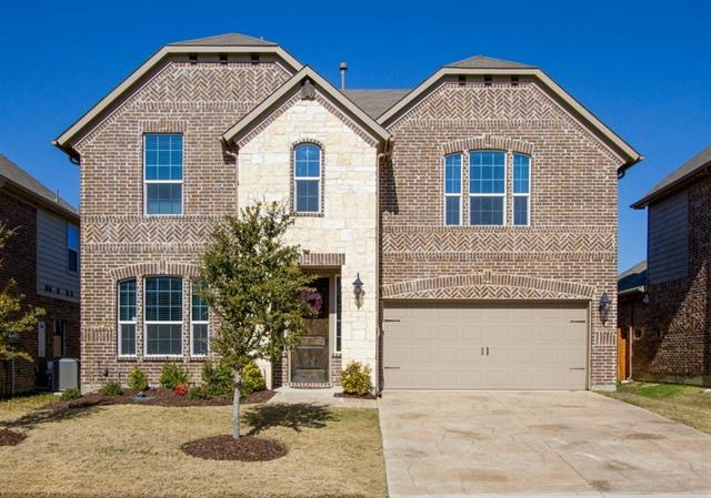 2341 Fountain Gate Dr, Little Elm, TX