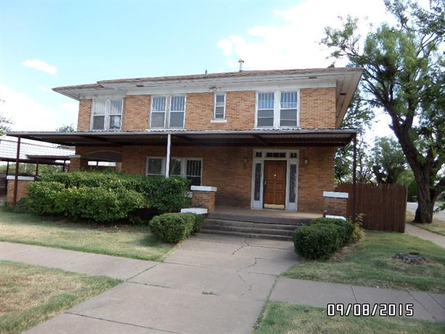 1725 N 5th St, Abilene, TX