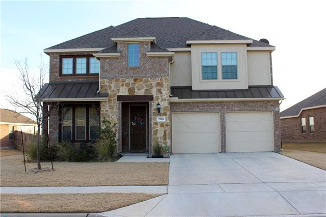 2216 Benjamin Creek Dr, Little Elm, TX
