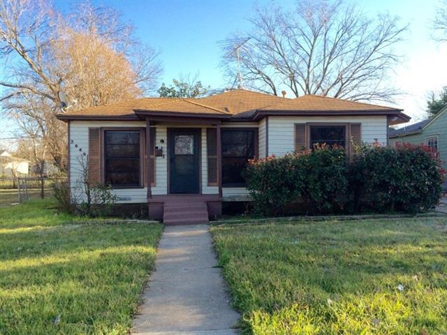 2646 Jennings Ave, Dallas, TX