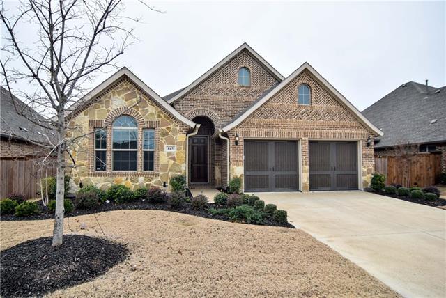 845 Bonneville Rd, Frisco, TX