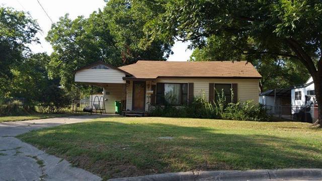 1501 Elizabeth St, Gainesville, TX